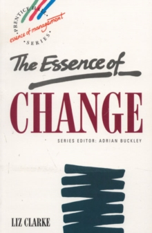 The Essence of Change, Paperback