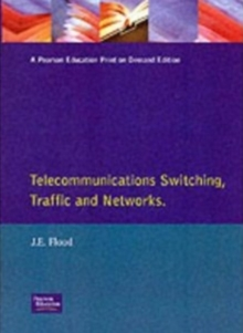 Telecommunications, Switching, Traffic and Networks, Paperback