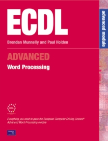 ECDL3 for Microsoft Office 2000 : Advanced Module Word Processing, Mixed media product