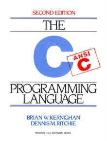 C Programming Language, Paperback