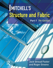 Mitchell's Structure & Fabric : Part 1, Paperback