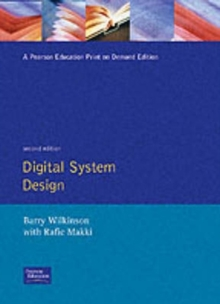 Digital System Design, Paperback Book