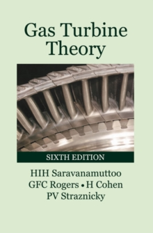 Gas Turbine Theory, Hardback