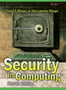 Security in Computing, Hardback