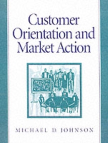 Customer Orientation and Market Opinion, Paperback Book