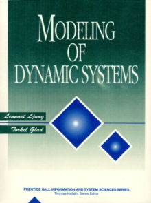 Modeling of Dynamic Systems, Paperback