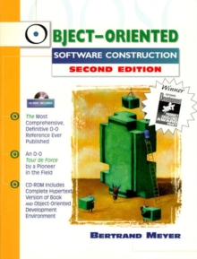 Object-Oriented Software Construction (Book/CD-ROM), Mixed media product Book