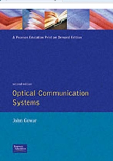 Optical Communication Systems, Paperback Book