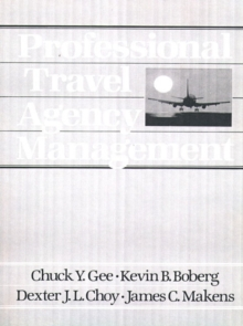 Professional Travel Agency Management, Paperback