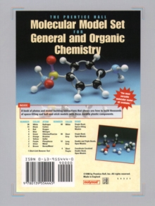 Prentice Hall Molecular Model Set for General and Organic Chemistry, Mixed media product
