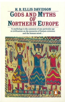 Gods and Myths of Northern Europe, Paperback Book