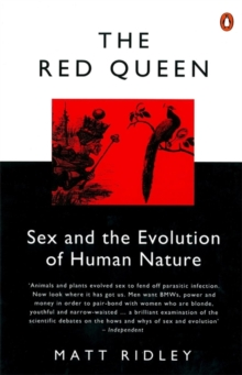 The Red Queen : Sex and the Evolution of Human Nature, Paperback
