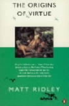 The Origins of Virtue, Paperback
