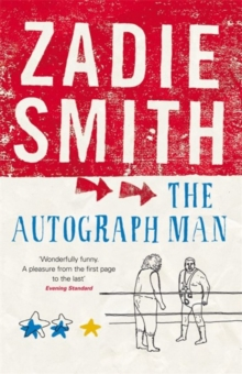 The Autograph Man, Paperback Book