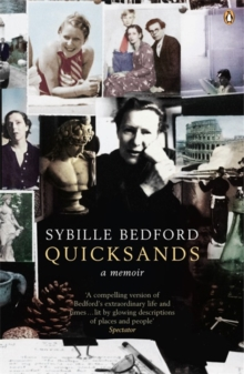 Quicksands : A Memoir, Paperback Book