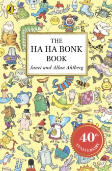 The Ha Ha Bonk Book, Paperback