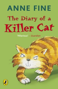 The Diary of a Killer Cat, Paperback