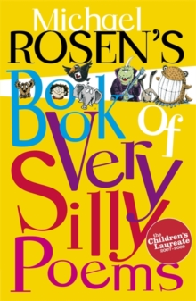 Michael Rosen's Book of Very Silly Poems, Paperback Book
