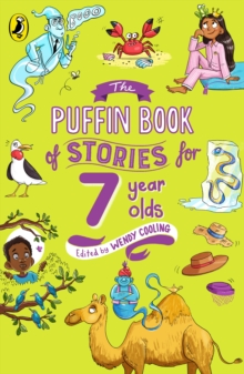 The Puffin Book of Stories for Seven-year-olds, Paperback