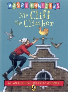 Ms.Cliff the Climber, Paperback Book