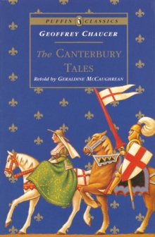 The Canterbury Tales, Paperback Book
