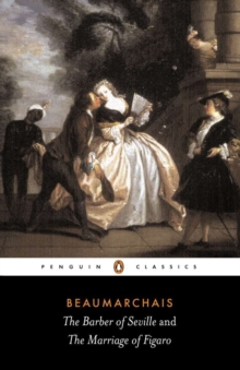 The Barber of Seville : AND The Marriage of Figaro, Paperback