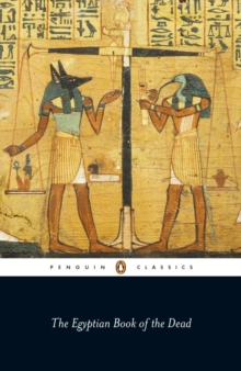 The Egyptian Book of the Dead, Paperback