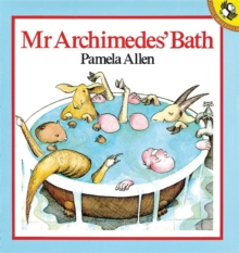 Mr. Archimedes' Bath, Spiral bound Book