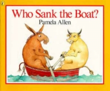 Who Sank the Boat?, Paperback Book