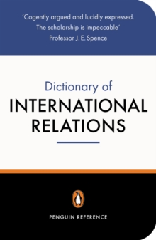 The Penguin Dictionary of International Relations, Paperback