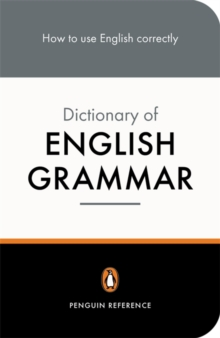 The Penguin Dictionary of English Grammar, Paperback Book