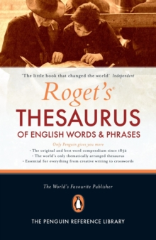 Roget's Thesaurus of English Words and Phrases, Hardback