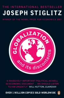 Globalization and Its Discontents, Paperback