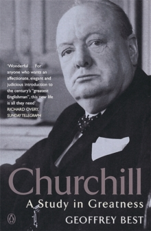 Churchill : A Study in Greatness, Paperback