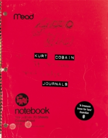 Kurt Cobain : Journals, Paperback Book