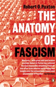 The Anatomy of Fascism, Paperback