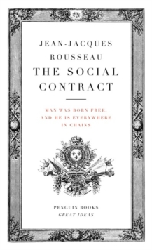 The Social Contract, Paperback