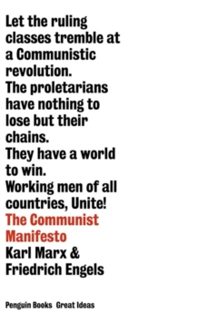 The Communist Manifesto, Paperback Book