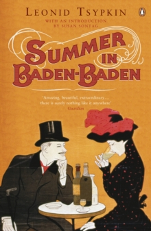 Summer in Baden-Baden, Paperback Book