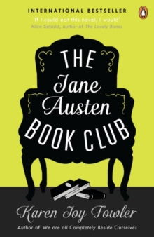 The Jane Austen Book Club, Paperback Book