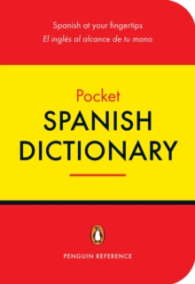 The Penguin Pocket Spanish Dictionary, Paperback