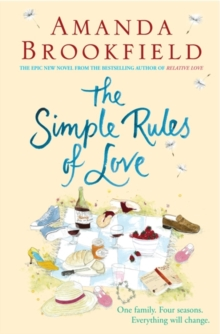 The Simple Rules of Love, Paperback Book
