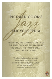 Richard Cook's Jazz Encyclopedia, Paperback