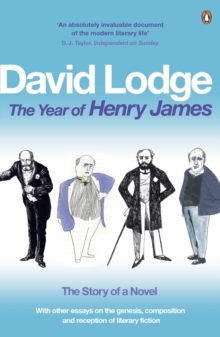 The Year of Henry James : The Story of a Novel, Paperback