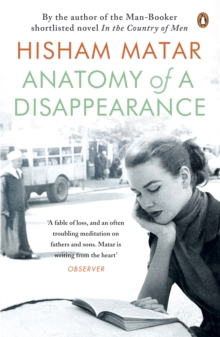 Anatomy of a Disappearance, Paperback