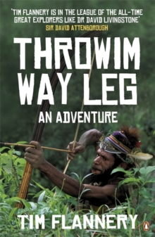 Throwim Way Leg : An Adventure, Paperback