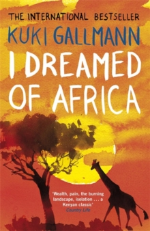I Dreamed of Africa, Paperback