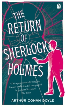 The Return Of Sherlock Holmes,, Paperback Book