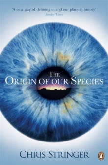 The Origin Of Our Species,, Paperback Book