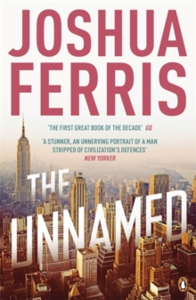 The Unnamed, Paperback Book